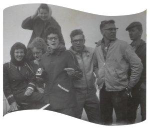 From left arlynn westlind janicehalverson judy wisler danny ray